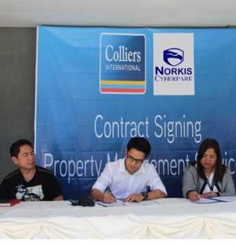 Norkis Cyberpark Appoints Colliers International as Property Manager